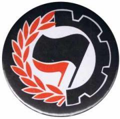 """Zum 37mm Button """"Working Class Antifa"""" für 1,00 € gehen."""