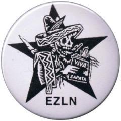 """Zum 37mm Button """"Zapatistas Stern EZLN"""" für 1,00 € gehen."""
