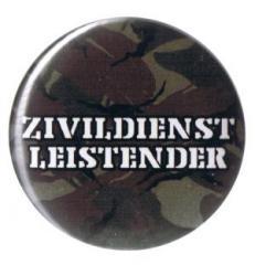 """Zum 37mm Button """"Zivildienstleistender"""" für 1,00 € gehen."""
