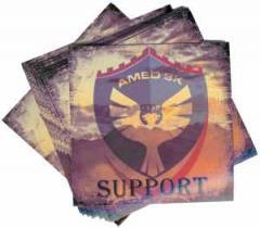 """Zum Aufkleber-Paket """"Amed SK Support"""" für 2,44 € gehen."""