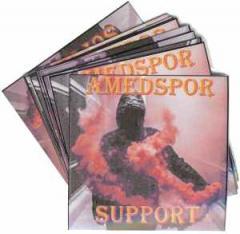 """Zum Aufkleber-Paket """"Amedspor Support 2"""" für 2,50 € gehen."""