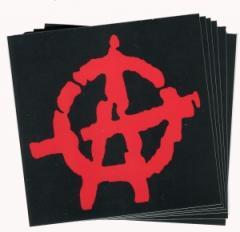 """Zum Aufkleber-Paket """"Anarchie"""" für 1,80 € gehen."""