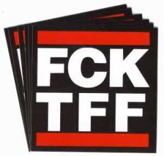 """Zum Aufkleber-Paket """"FCK TFF"""" für 2,50 € gehen."""